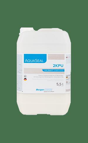 Lakier wodny AquaSeal 2K-PU