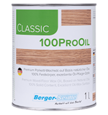 Olej do podłóg  CLASSIC 100 PRO