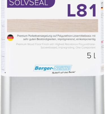 Lakier poliuretanowy L 81 PU