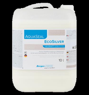 Lakier wodny AquaSeal EcoSilver