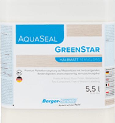 Lakier wodny AquaSeal Green Star