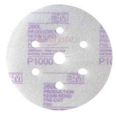 3M Cubitron Krążek 150 mm rzep