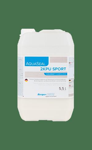 Lakier wodny AquaSeal 2K-PU Sport