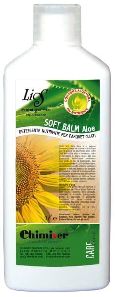 Mydło do podłóg olejowanych Lios Soft Balm Aloe