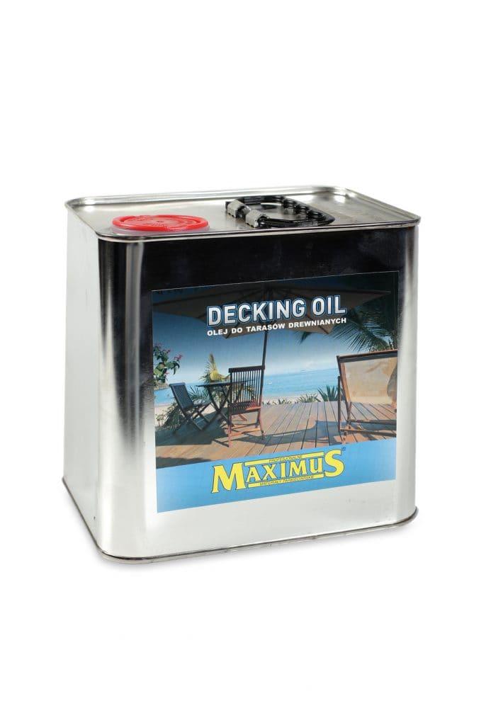 Olej tarasowy Maximus Decking Oil
