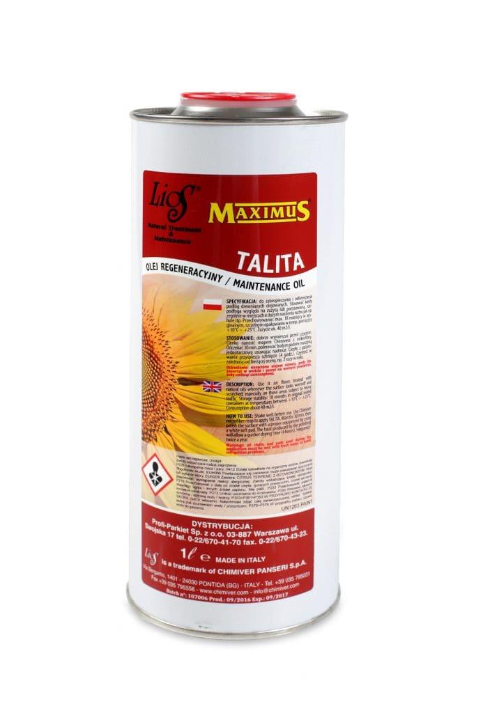 Olej pielęgnacyjny LIOS Talita Plus