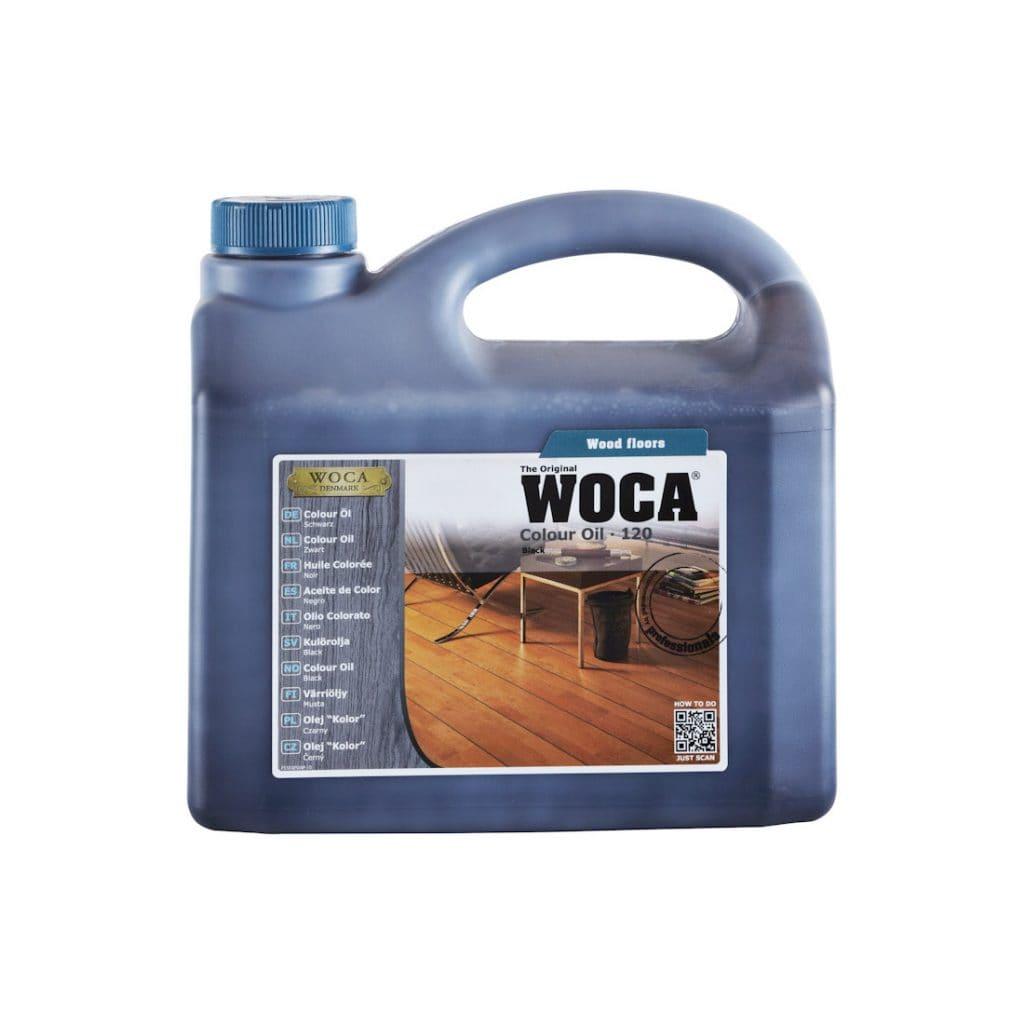 Olej do podłóg Woca Colour Oil