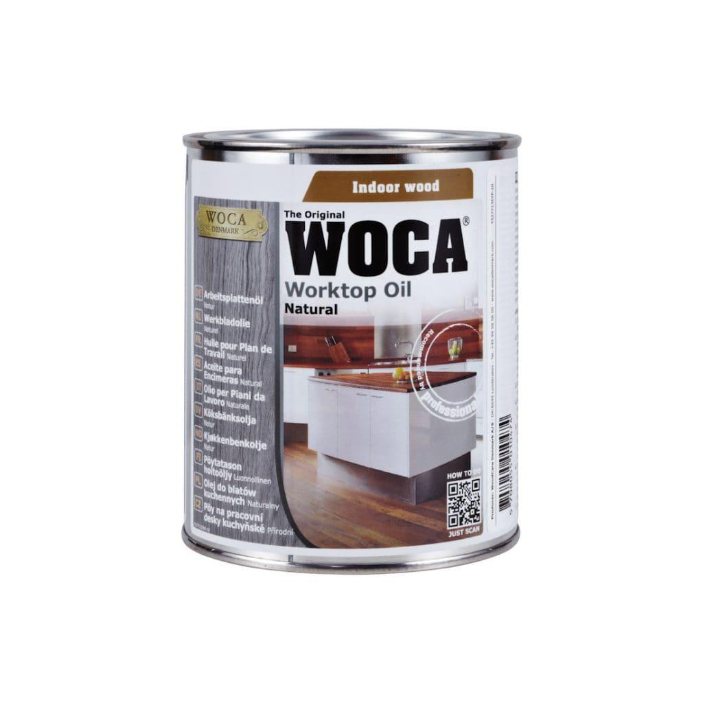 Olej do blatów Woca Work Top Oil Natural