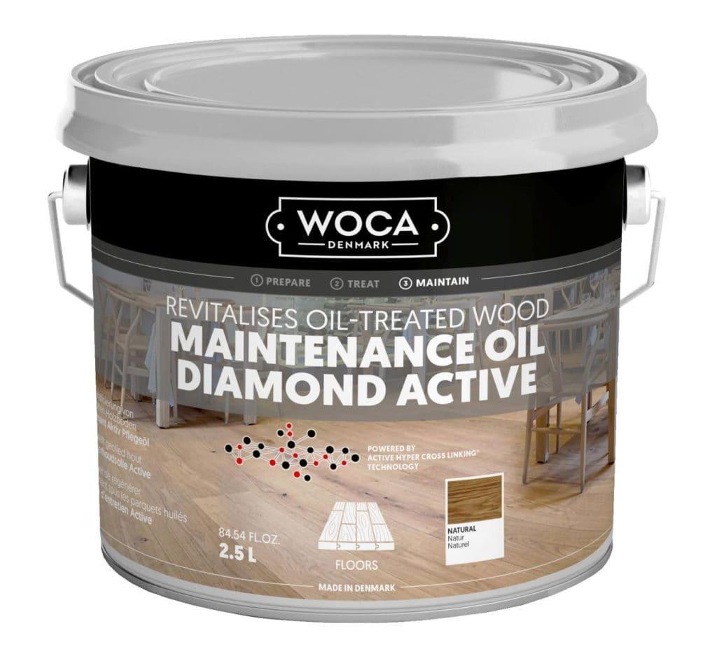 Olej Pielęgnacyjny Active Diamond