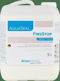 Aqua-Seal Fire Stop
